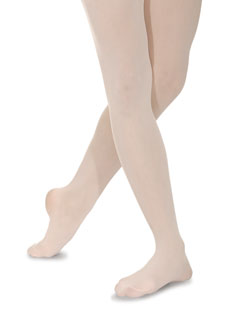 Ballettstrumpfhosen, 90% Polyamid, 10% Lycra.